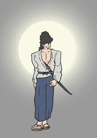 avenger: Sunset samurai