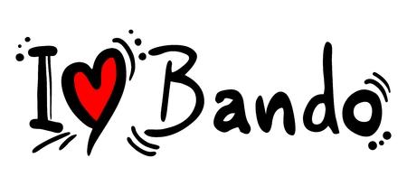 crave: Bando love