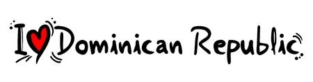 err: Dominican Republic love