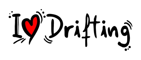 drifting: Drifting love