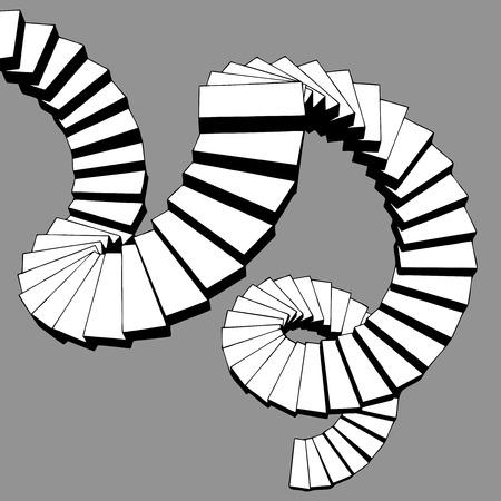 tiers: Imaginative architecture