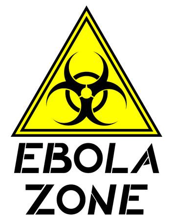 antidote: Zone ebola Illustration