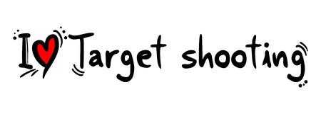 crave: Target shooting love