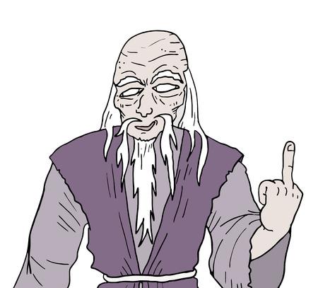 insulto: Insulto anciano