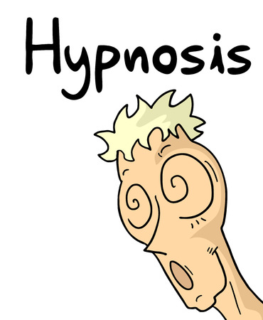 conclude: Hypnosis Illustration