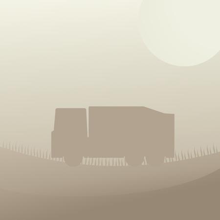 rover: Adventure truck rally Illustration