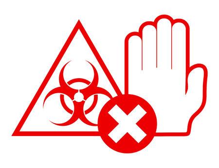 germ warfare: Virus attack