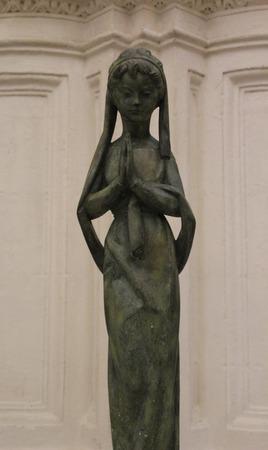 Religion statue photo