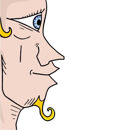 slob: Funny face