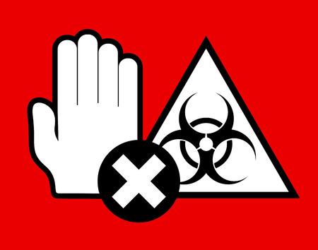 biological warfare: Virus zone