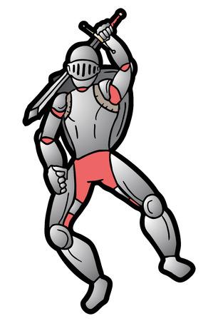 paladin: Medieval knight