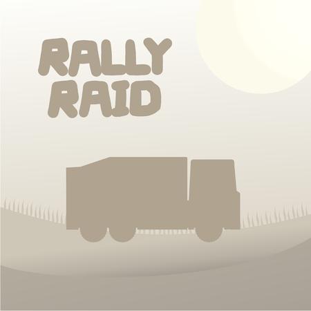 rallying: Rally de camiones redada
