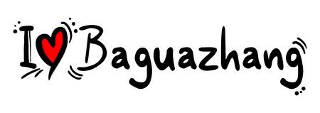 covet: Baguazhand love Illustration