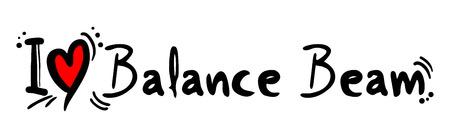 covet: Balance beam love