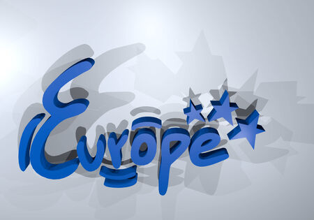 comunity: Europe render symbol