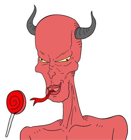 hobgoblin: Demon and tasty candy