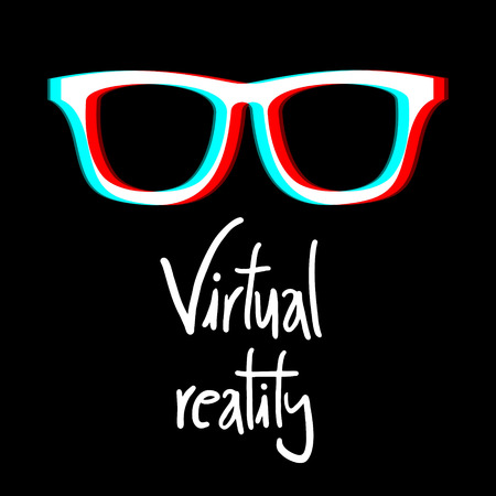 reality: Virtual reality Illustration