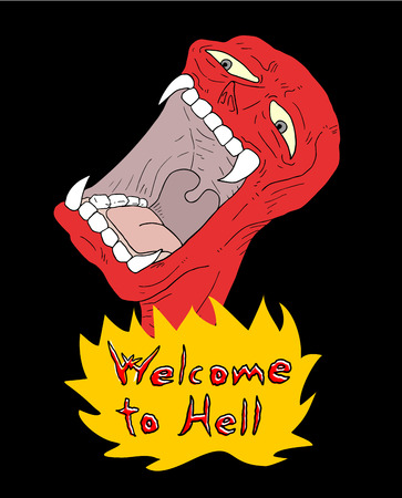 hell: Welcome to hell