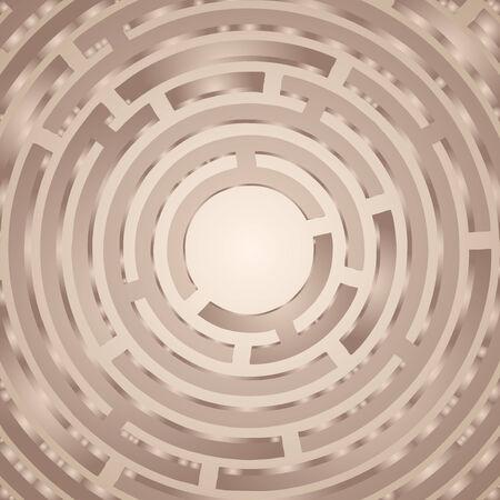 visionary: Circle maze