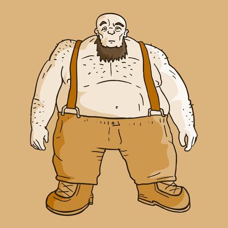 disfrazados: Elfo Fat