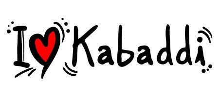 covet: Kabaddi love Illustration