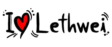 covet: Lethwei love Illustration