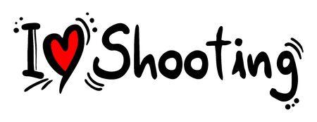 tagline: Shooting love