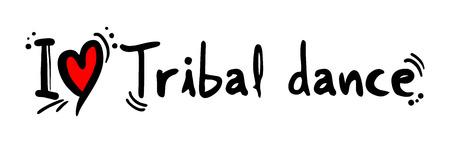 covet: Tribal dance love