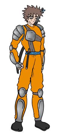 avenger: Warrior ninja