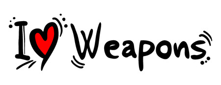 covet: Weapons love