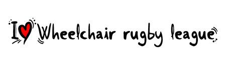covet: Wheelchair rugby league love
