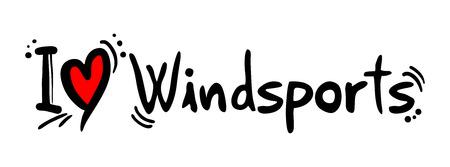 craving: Windsport love