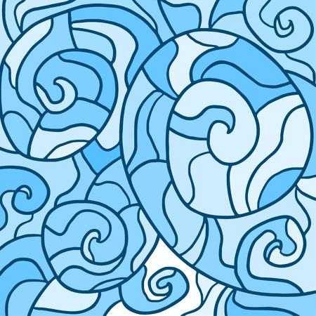 Imaginative background Illustration