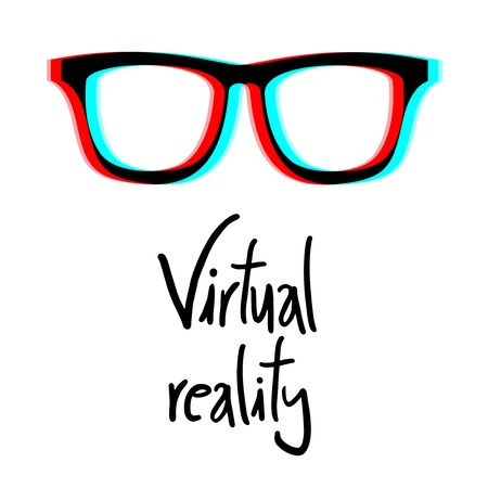 reality: virtual reality message