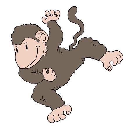 jumping monkeys: Happy monkey