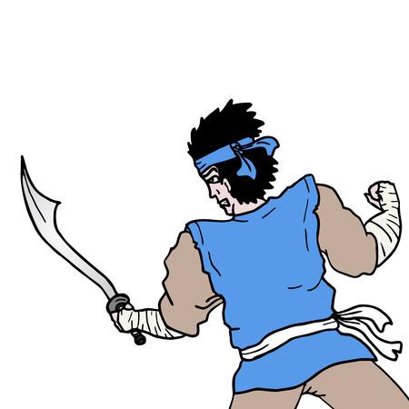 avenger: Back pirate