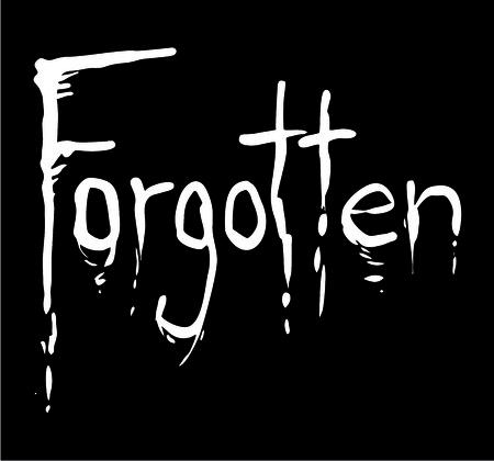 forgotten: Forgotten message Illustration