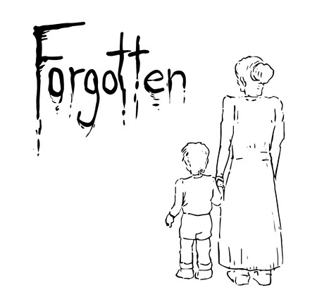 swear: forgotten message Illustration