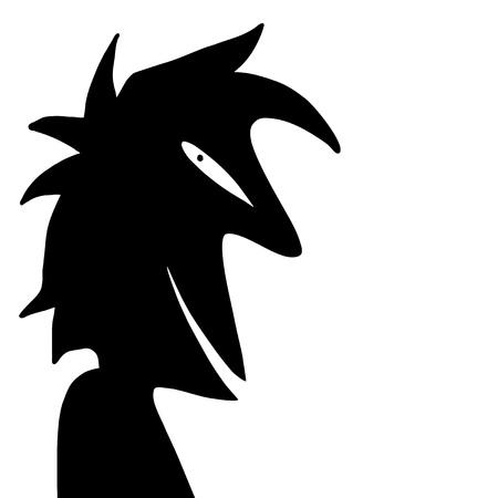 severe: Shadow boy