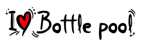 covet: Bottle pool love