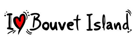covet: Bouvet island love