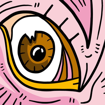 visionary: Fun eye