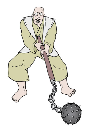 shackled: Prisoner soldier