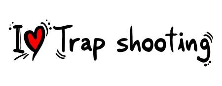 trap: Trap shooting love