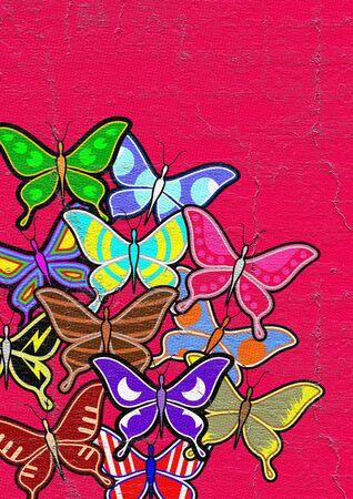 sociable: Butterflies cover