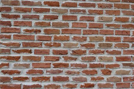 paredes de ladrillos: papel tapiz ladrillo Foto de archivo