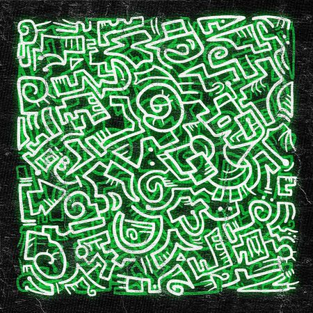original single: Green light