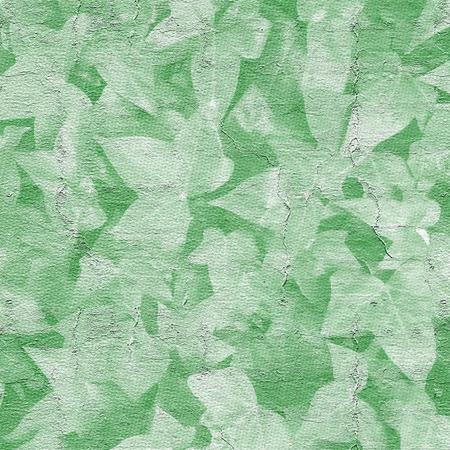 original single: Green leaves Stock Photo