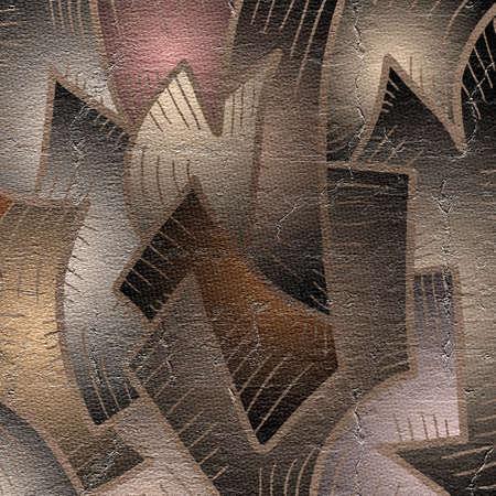 imaginative: Imaginative mosaic