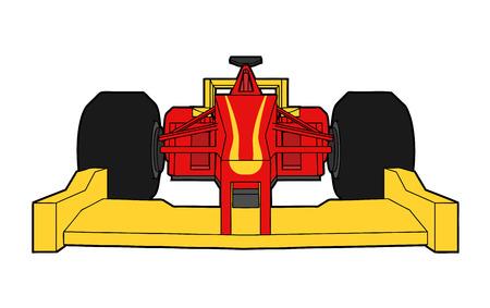 racecar: racing car design